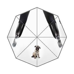 Kingsman The Secret Service Poster Stylish Custom Wind Resistant Folding Umbrella