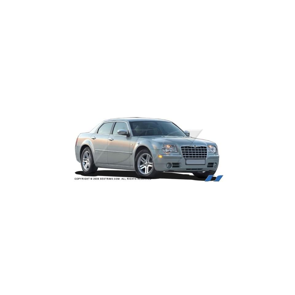 Chrysler 300 /300C 2004 11 (Painted) SES Chrome Mirror Covers