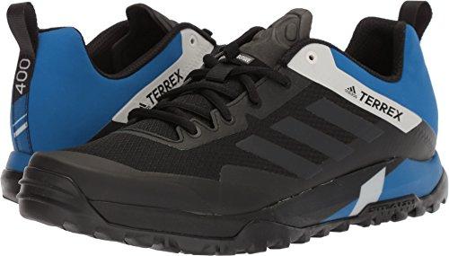 adidas outdoor Men's Terrex Trail Cross SL Black/Carbon/Blue Beauty 7.5 D US Review