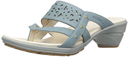 Merrell sandalia de la cinta Veranda Dusty Blue