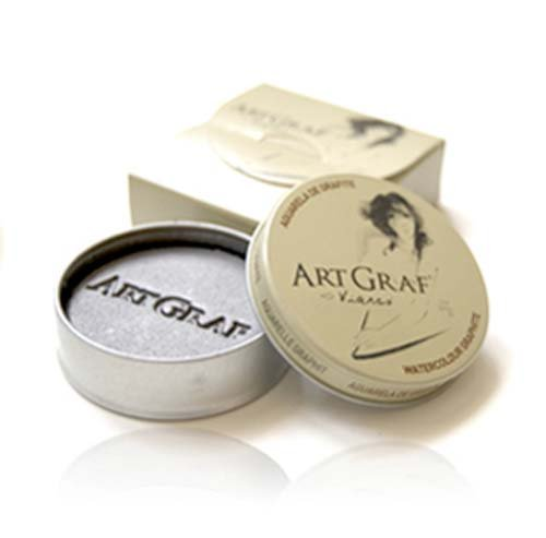 ArtGraf Water-Soluble Graphite Tin by ArtGraf Robersons 500020