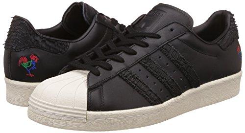 Scarpa white 80s Cny Superstar Black Adidas 8zxAaqtw6W