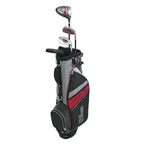 Wilson Profile Complete Junior Golf Set w/Golf Bag