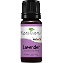 Lavender Essential Oil. 10 ml. 100% Pure, Undiluted, Therapeutic Grade.