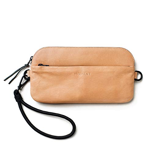 Moment Wristlet In Natural...