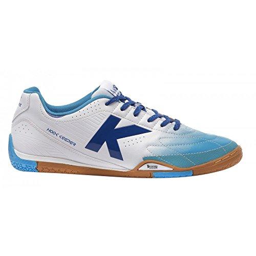Futsal équipe Kelme Hook Chaussure de Blanc Blanc Keeper EqqHt