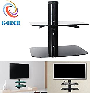 King Tilt Turn Tv Wall Mount Bracket With Av Wall Amazoncouk