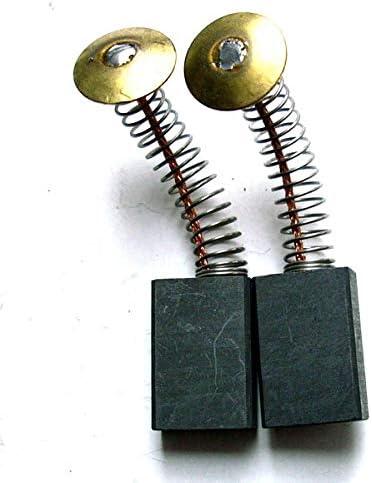 escobillas de carbón GOMES, compatible Rubi RUBIMIX-9, RUBIMIX-9-PLUS, RUBIMIX-9-DUPLEX