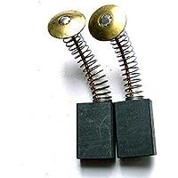 escobillas de carbón GOMES, compatible Rubi RUBIMIX-9, RUBIMIX-9-PLUS