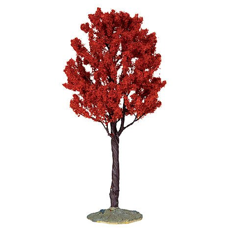 Quasar By Jesus Del Pozo HALLOWEEN LEMAX SPOOKY TOWN COLLECTION LARGE BALD CYRPESS TREE 8.66