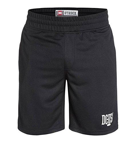 Dyrdek Collection - DC Men's Rob Dyrdek Mesh Walk Shorts, Black, XX-Large