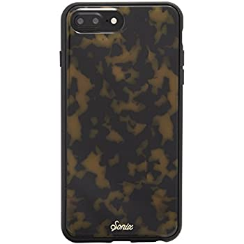 pretty nice 6d8fe e6db2 Sonix Brown TORT Cell Phone Case [Military Drop Test Certified] Protective  Luxe Tortoise Shell Case for Apple iPhone 6+, 6s+, 7+, 8+