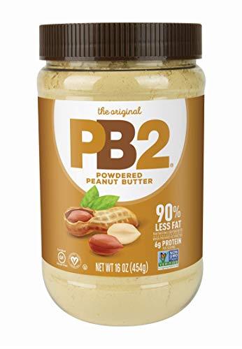 벨 농원 PB2 땅콩 버터 (분말) 품, 1 팩 (1 × 454g)