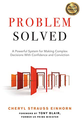 - 41wMn2 R 2BGL - Problem Solved: A Powerful System for Making Complex Decisions with Confidence and Conviction