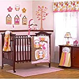 CoCaLo Baby In the Woods Eight Piece Crib Set