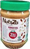 #2: Nuttzo Organic Crunchy 7 Nut And Seed Butter (26 Ounce), 26 Ounce