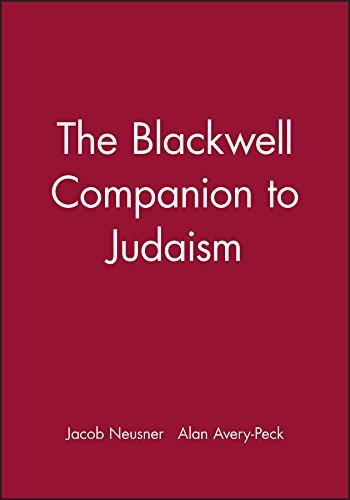 The Blackwell Companion to Judaism