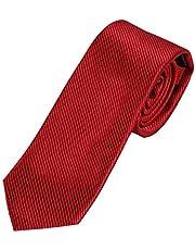 Cravate rouge - cravate homme - cravate en soie - Pietro Baldini - Cravatte luxe - Cravate fait à la main