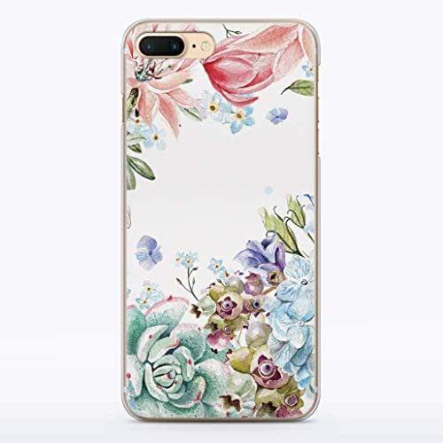 Amazon.com: Succulent i Phone Case Cactus Flowers Floral ... Iphone 5 6 7 8 X Xr Xr Max 5s 6s 7s 8s Prices