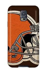 Elliot D. Stewart's Shop SR3ATCAWXGCP96J1 clevelandrowns NFL Sports & Colleges newest Samsung Galaxy S5 cases