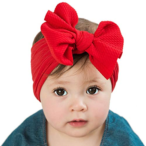 Baby Girls Headbands Baby Head Wraps Baby Headbands and Bows Chiffon Flower -