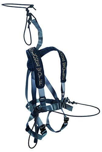 Lone Wolf ATH Alpha Tech 6-PT Fall Arrest Harness by Lone Wolf Treestands (Image #1)