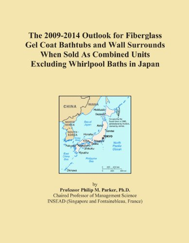 (The 2009-2014 Outlook for Fiberglass Gel Coat Bathtubs and Wall Surrounds When Sold As Combined Units Excluding Whirlpool Baths in Japan)