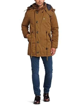 G-Star Raw Men's Lamond Duffle Coat Coat, Butternut, X-Large