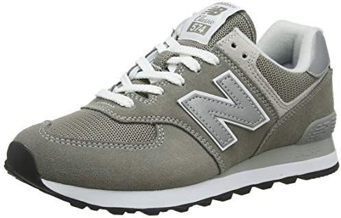 a1aa116d73749 New Balance L574Eg Sneaker For Women GREY Size 39 EU (616361-50-B-12 ...