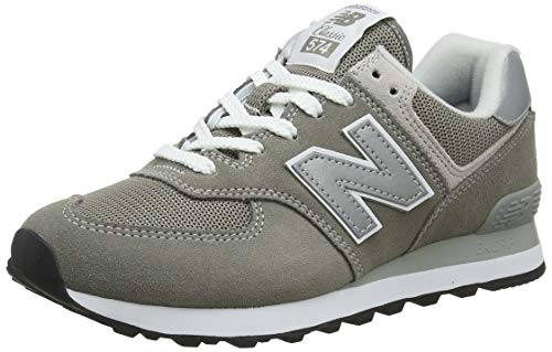 New Balance Women's Iconic 574 Sneaker, Grey, 11 D - New Women Balance Shoes