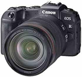CANON Digital Camera EOS RP Body + CANON Lens RF24-105mm F4 L is USM kit