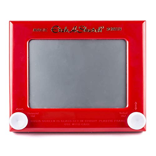 Classic Etch-A-Sketch Toy
