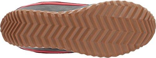 SOREL Womens Caribou Slim Snow Boot, Red Element, 9 B(M) US by SOREL (Image #2)