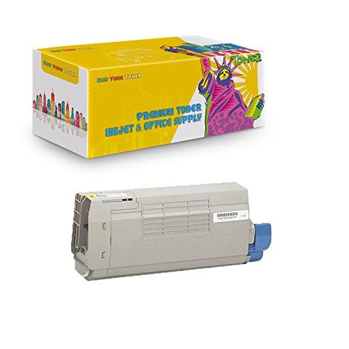 New York TonerTM New Compatible 1 Pack 44318601 High Yield Toner for Oki-Okidata : C711 | C711N | C711DN | C711DTN. -