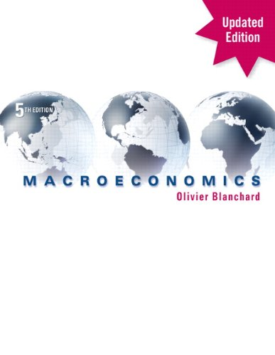 Macroeconomics Updated (5th Edition)