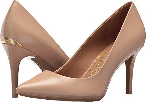 - Calvin Klein Women's Gayle Pump Desert Sand 1 9 W US W