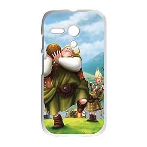 Motorola G Phone Case Cover White Brave EUA15967024 The Dairy Phone Cases