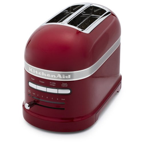 KitchenAid KMT2203CA Toaster - Candy Apple Red Pro Line Toaster by KitchenAid (Image #4)