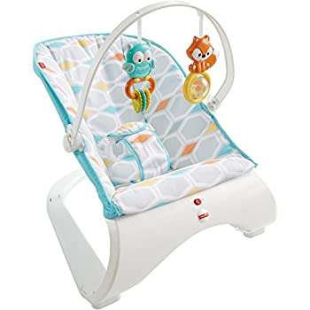 Amazon.com : Fisher-Price Comfort Curve Bouncer : Baby