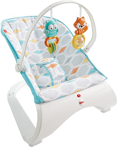 Price comparison product image Fisher-Price Comfort Curve Bouncer