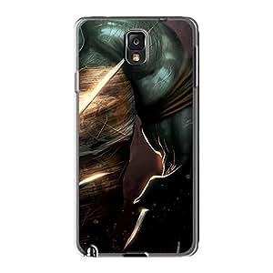 Shock Absorbent Cell-phone Hard Cover For Samsung Galaxy Note 3 With Custom Stylish Raphael Teenage Mutant Ninja Turtles Image NataliaKrause