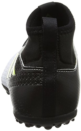 adidas Unisex-Kinder Ace Tango 17.3 Tf Fußballschuhe Gelb (Footwear White/Solar Yellow/Core Black)