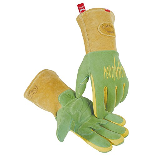 SEPTLS6071816L - Caiman Revolution Welding Gloves - 1816-L