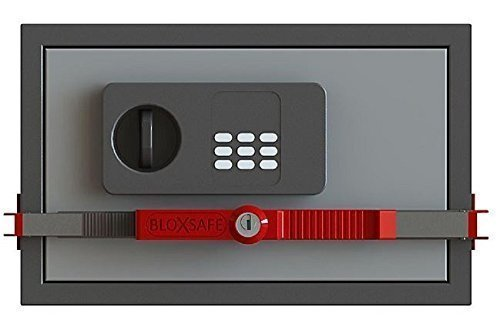 BloXsafe Hotel Room Safe Security Lock by Bloxsafe