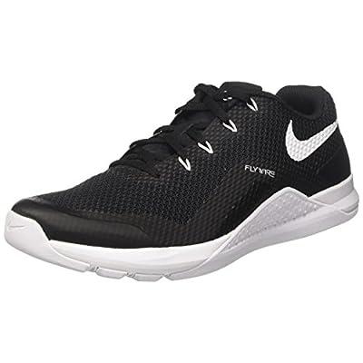 Nike Men's Metcon Repper DSX, Black/White, 7.5 M US | Fitness & Cross-Training