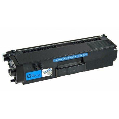 Do it Wiser Compatible Cyan Toner Cartridge For Brother HL-4140CN HL-4150CDN HL-4570CDW HL-4570CDWT MFC-9460CDN MFC-9560CDW MFC-9970CDW TN-315 TN315 TN315C - Color Extra High Yield 3,500 Pages Photo #2