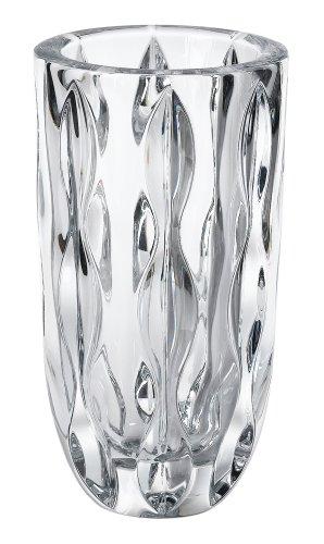 Reed & Barton Crystal Equinox 10-Inch Vase