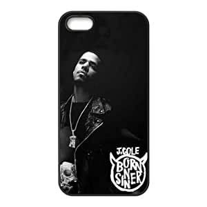 J.Cole Born Sinner Cell Phone Case for Iphone 5s