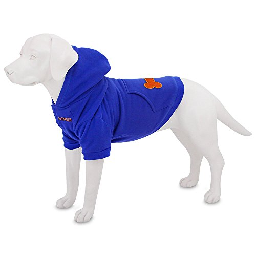 Pictures of Best Pet Supplies - Voyager Dog Windproof Hoodie 3