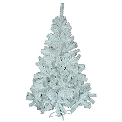 White Fern Christmas Tree With Stand 6ft 180cm 480 Tips On Tree